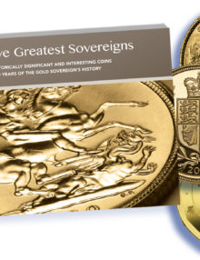 The Twelve Greatest Sovereigns Hardback Book