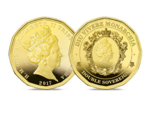 The 2017 Twelve-sided Gold Double Sovereign