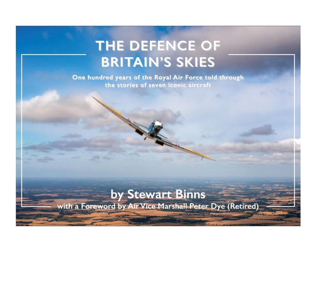 The Defence of Britains Skies Book