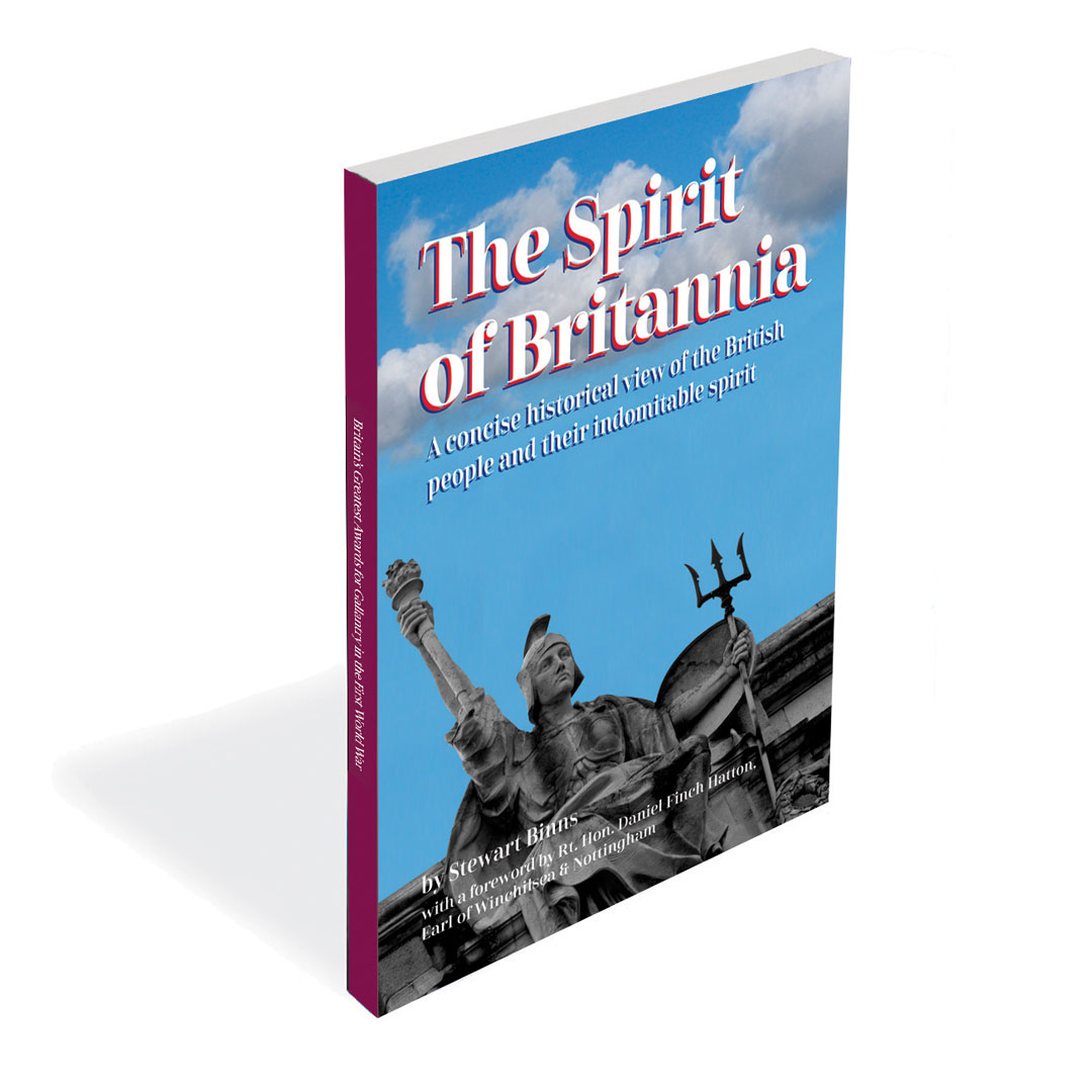 The Spirit of Britannia Book