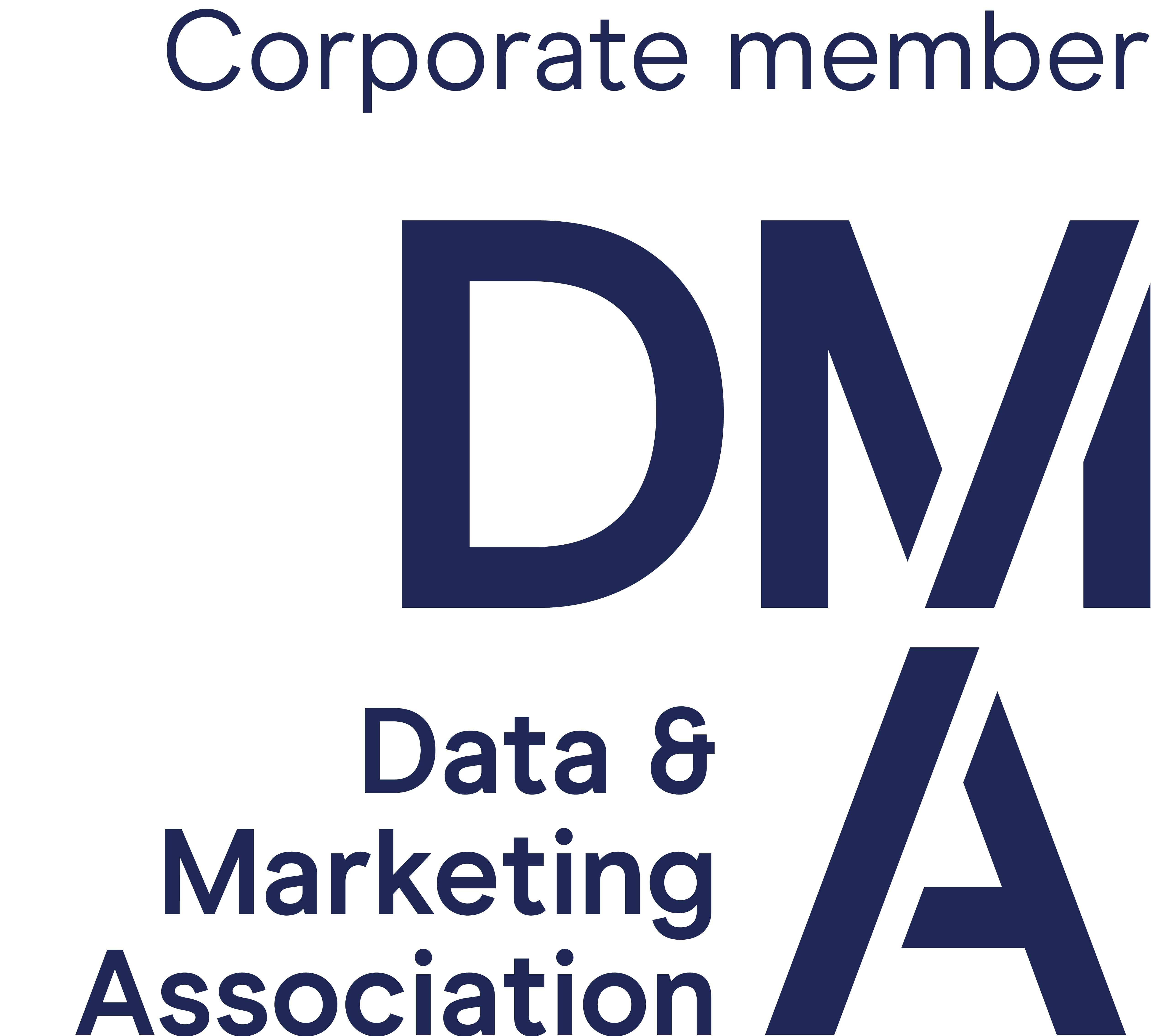 Corporate member of the DMA