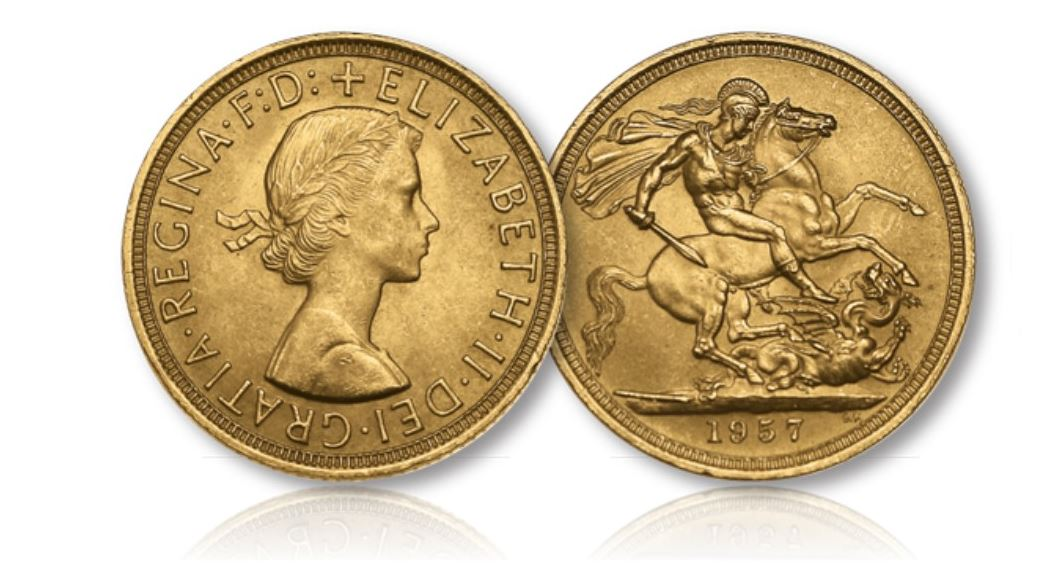 200 years of the gold sovereign