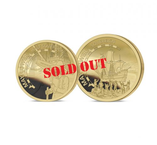 Mayflower Half and Full Set Sold Out