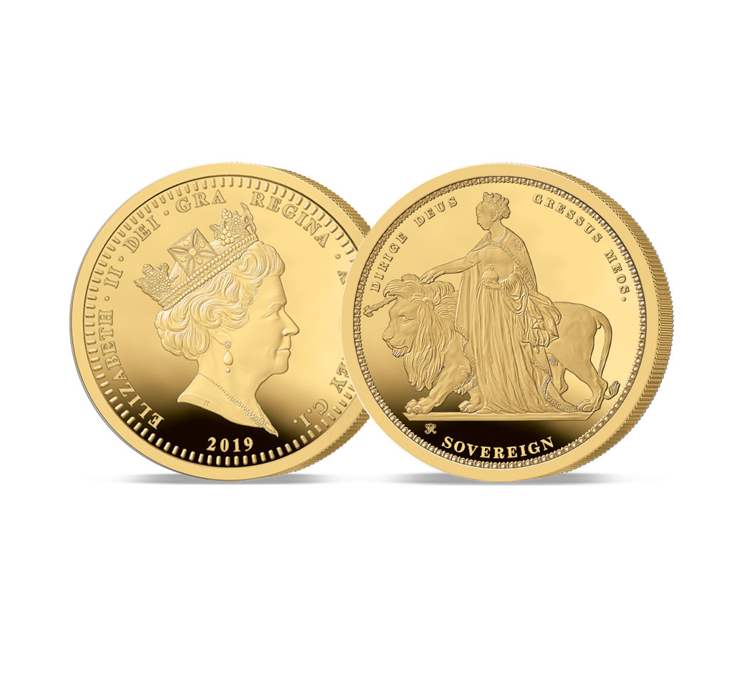 The 2019 Queen Victoria 200th Anniversary Gold Sovereign