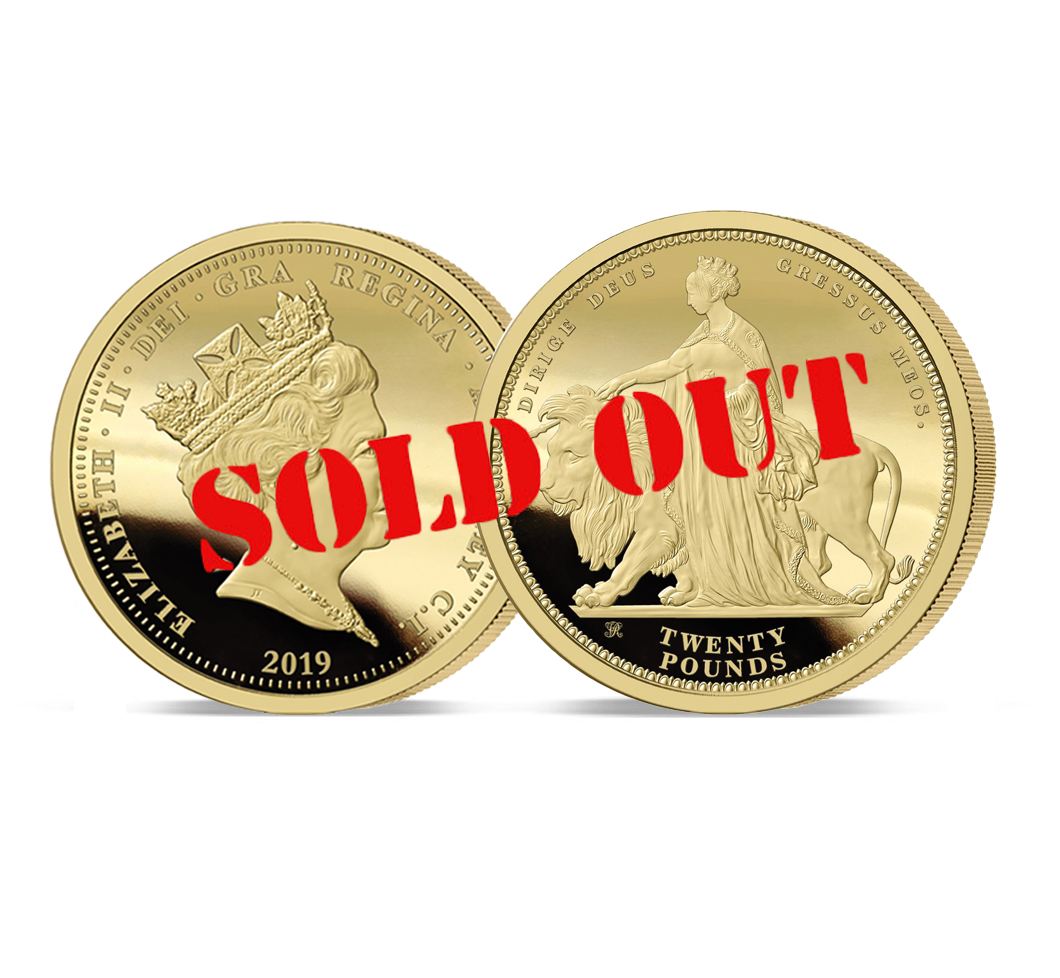 The 2019 Queen Victoria 200th Anniversary Gold Twenty Sovereign