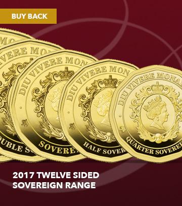 Twelve Sided Buy Back Range