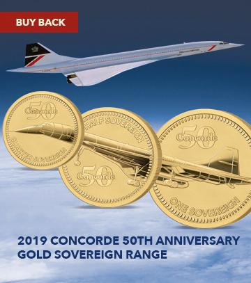 Concorde Buy Back Range
