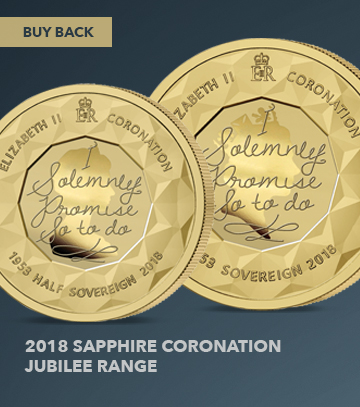 Saphire Buy Back Range