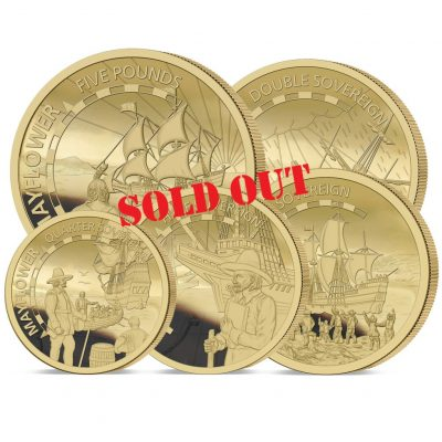 Mayflower Definitive Set Sold Out