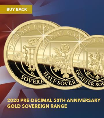 Buy Back-Pre-Decimal