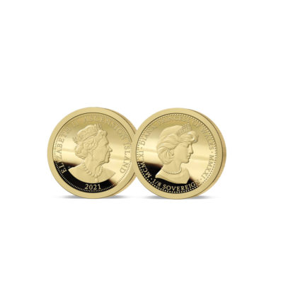 The 2021 Diana 60th Birthday One Eighth Sovereign