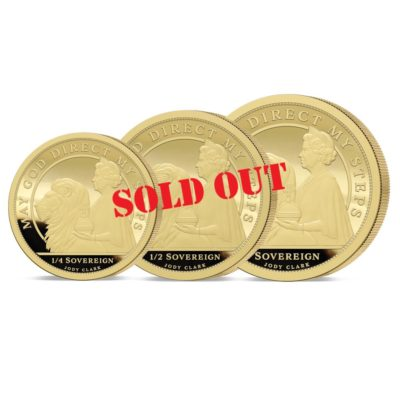 Queen's 85th Birthday Gold Prestige Three Coin Set