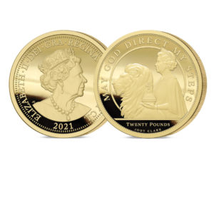 The Queen's 95th Birthday £20 Sovereign