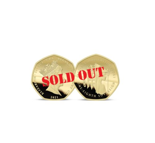 The 2021 50th Anniversary of Decimalisation One Eighth Sovereign has sold out