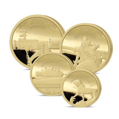We Will Remember Them Gold Prestige Sovereign Set