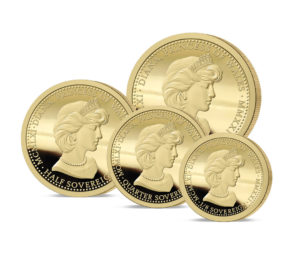 The 2021 Diana 60th Birthday Gold Deluxe Sovereign Proof Set